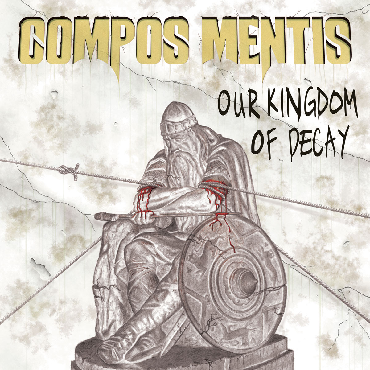 "Compos Mentis ""Oue kingdom of decay"" 3/6"