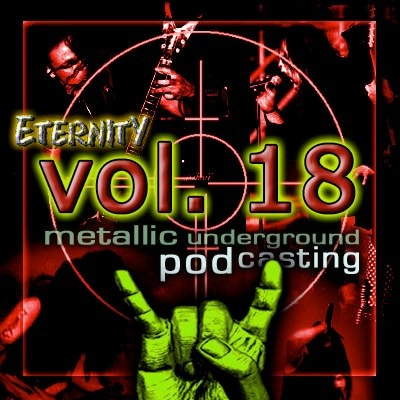Eternity Podcast Vol.18 – fistful of metal