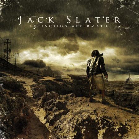 """Jack Slater """"Extinction aftermath"""" 5/6"""