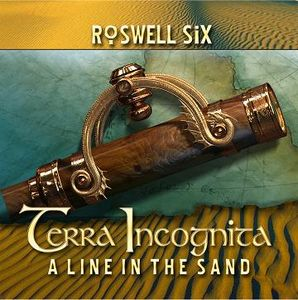 """Roswell Six """"Terra Incognita: A Line in the Sand"""" 4/6"""