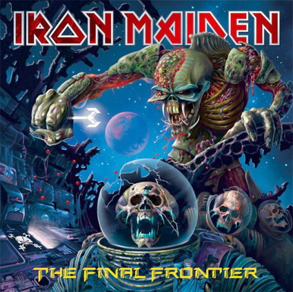 "Iron Maiden ""The Final Frontier"" 6/6"