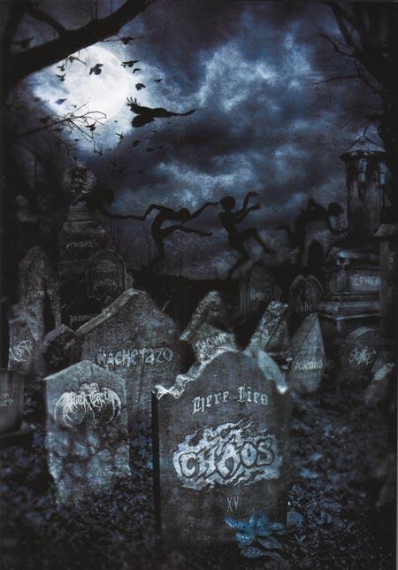 Chaos Magazine #15