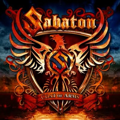 "Sabaton ""Coat Of Arms"" 5/6"
