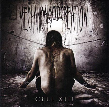 "Mechanical God Creation ""Cell XIII"" 4/6"