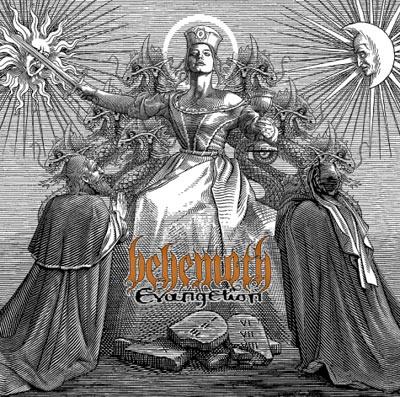 "Behemoth ""Evangelion"" 6/6"