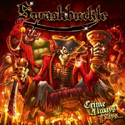 "Swashbuckle ""Crime always pays…"" 2/6"