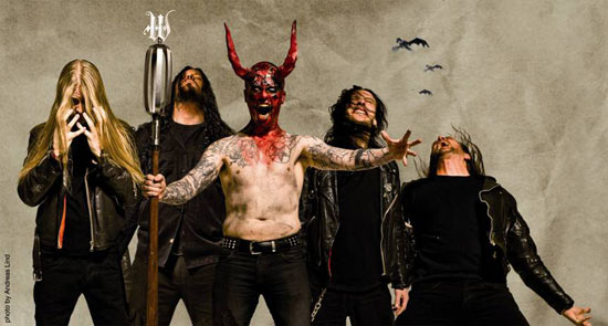 "WITCHERY: Video zu ""Conqueror's Return"" online"