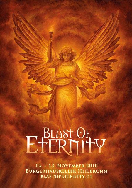 BLAST OF ETERNITY:12. + 13. November/Heilbronn