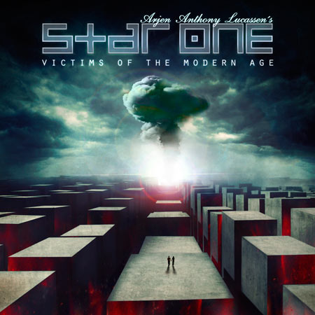 """Star One """"Victims Of The Modern Age"""" 6/6"""