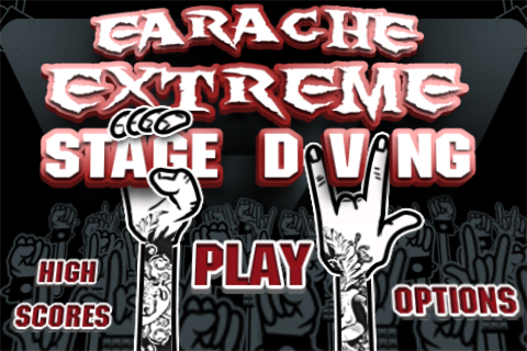 Earache Extreme Stage Diving – Gratis Fun App