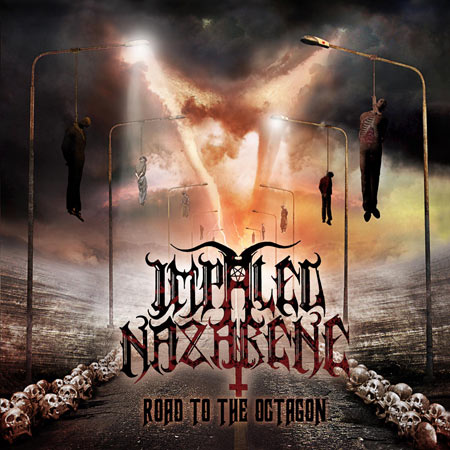 "Impaled Nazarene ""Road to the Octagon"" 5/6"