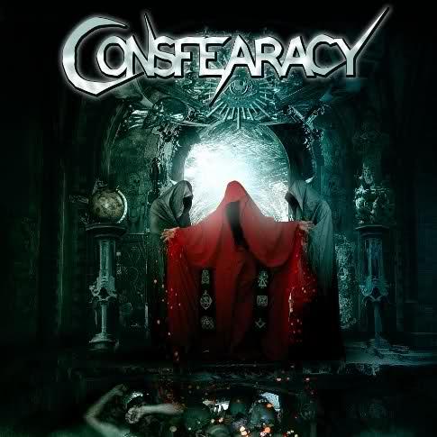 """Consfearacy """"Consfearacy"""" 3/6"""
