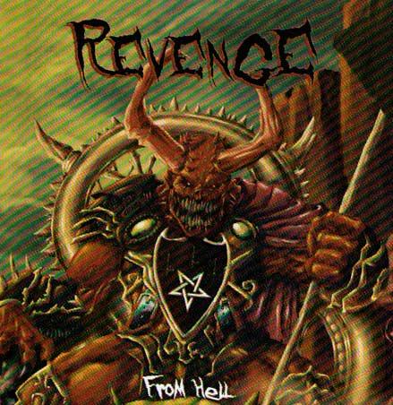 """Revenge """"From hell"""" 4/6"""