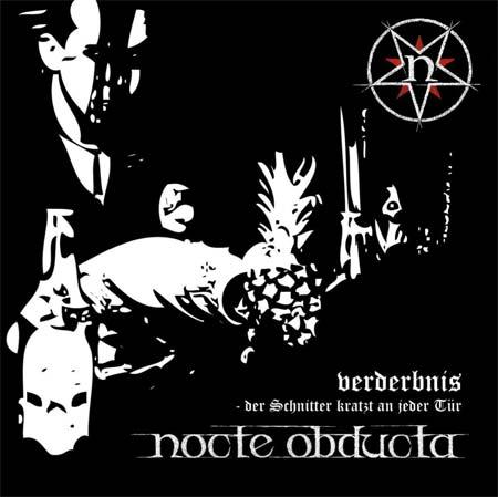 """Nocte Obducta """"Verderbnis – Der Schnitter kratzt an jeder Tür"""" 5/6"""