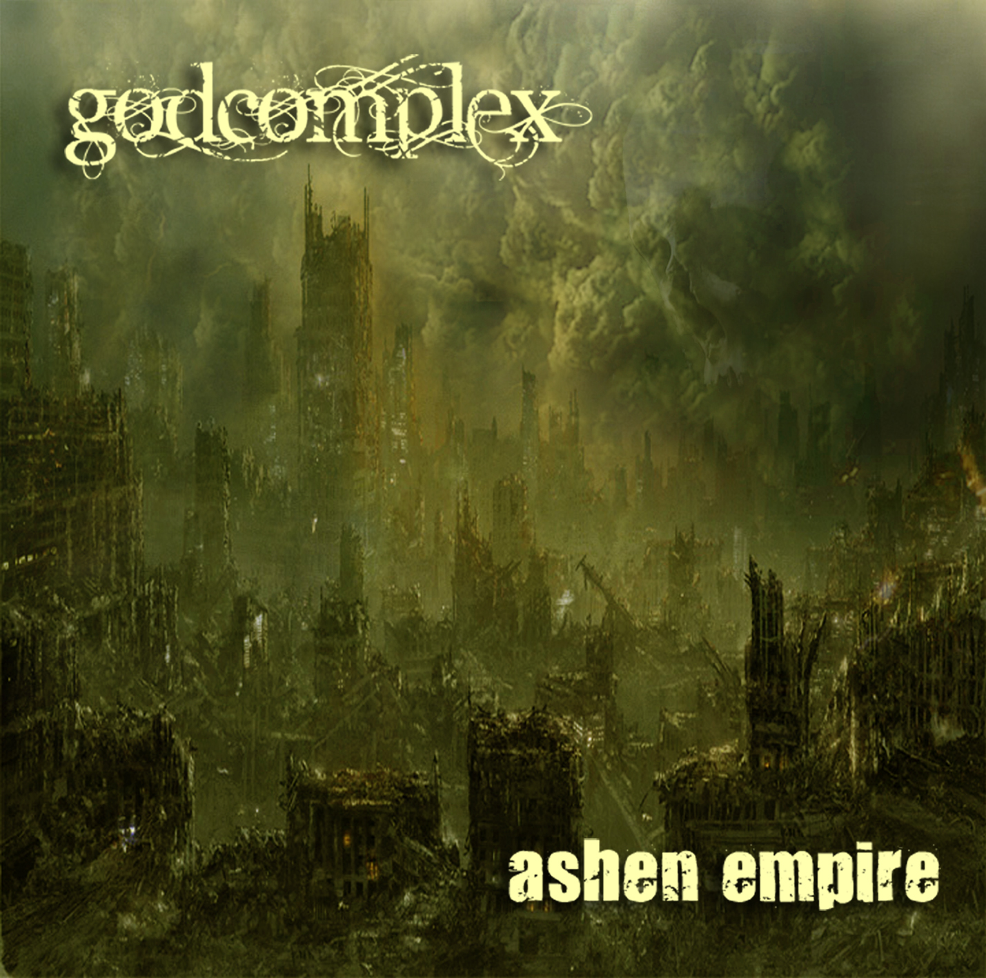 "GodComplex ""Ashen Empire"" 4/6"