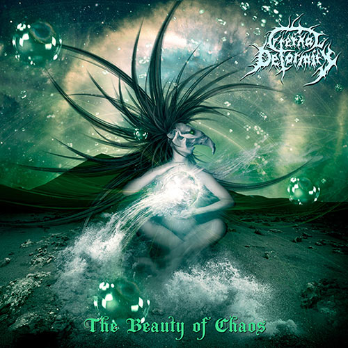 "Eternal Deformity ""The Beauty of Chaos"" 5/6"