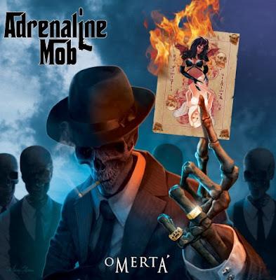 "Adrenaline Mob ""Omerta"" 3/6"
