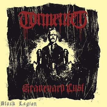 "Tormented ""Graveyard Lust"" 3/6"
