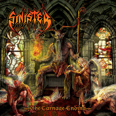 "Sinister ""The Carnage Ending"" 4/6"