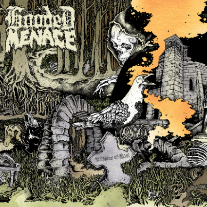 "Hooded Menace ""Effegies Of Evil"" 4/6"