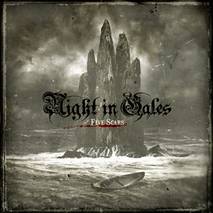 "Song By Song: Björn von NIGHT IN GALES über ""Five scars"""