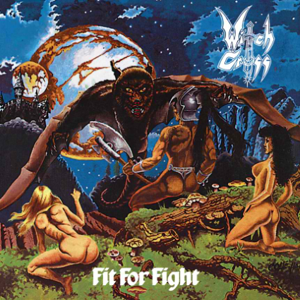 """Witch Cross """"Fit For Fight"""" 6/6"""