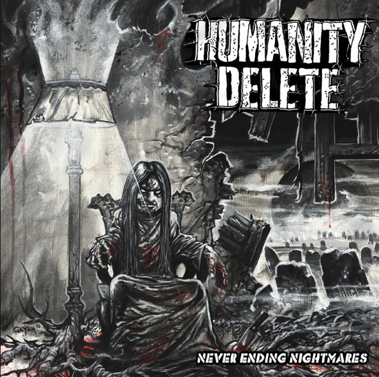 "Humanity Delete ""Never Ending Nightmares"" 5/6"