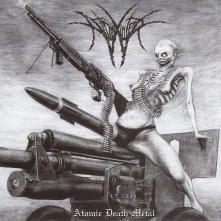 "Atomwinter ""Atomic Death Metal"" 4/6"