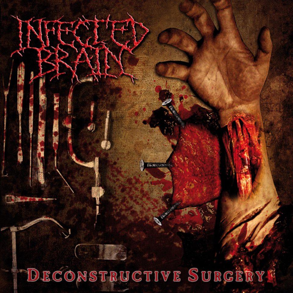 "Infected Brain ""Deconstructive Surgery"" 5/6"