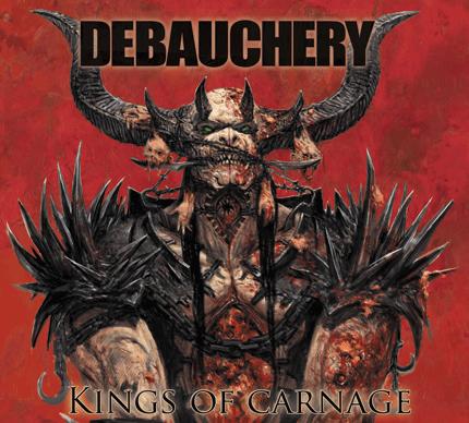 """Debauchery """"Kings Of Carnage"""" 4/6"""