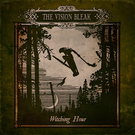 The Vision Bleak 'The Witching Hour' 3/6