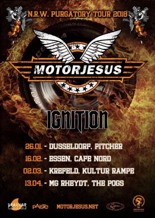 MOTORJESUS: NRW Tour