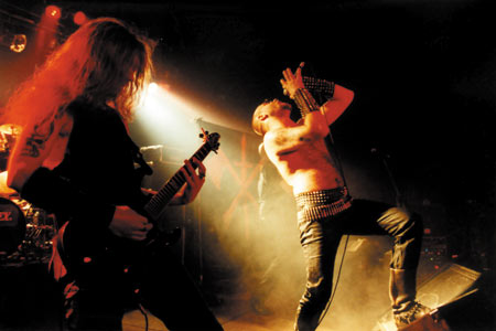 Sacred Steel Interview