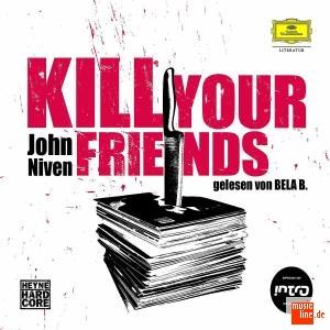 "John Niven ""Kill your friends"" 3/6"