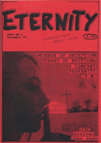 Eternity Magazin Nr. 1