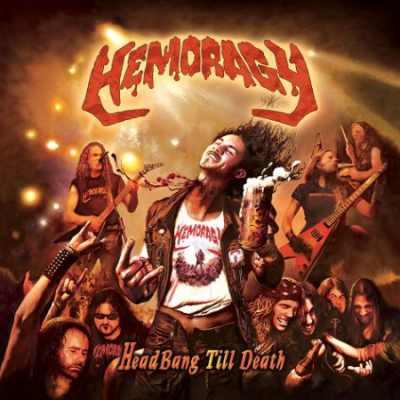 """Hemoragy """"Headbang til death"""" 3/6"""
