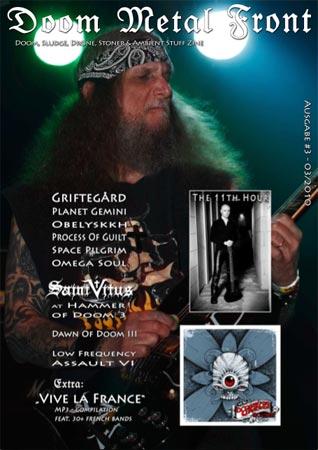 Doom Metal Front #3
