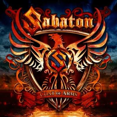 """Sabaton """"Coat Of Arms"""" 5/6"""