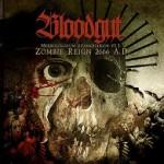 "Bloodgut ""Nekrologikum evangelikum pt.1: Zombie reign 2666 A.D."" 2/6"