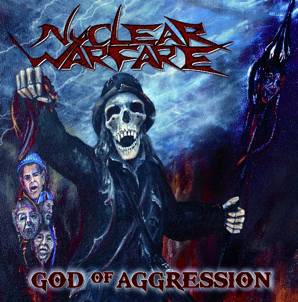 "Nuclear Warfare ""God of aggression"" 3/6"