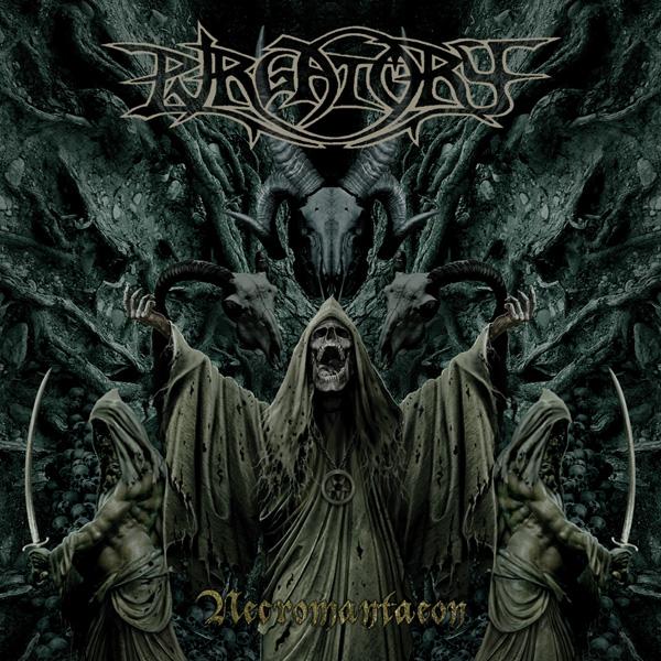 "Purgatory ""Necromantaeon"" 5/6"