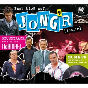 "Normahl ""Jong'r"" DVD + CD"