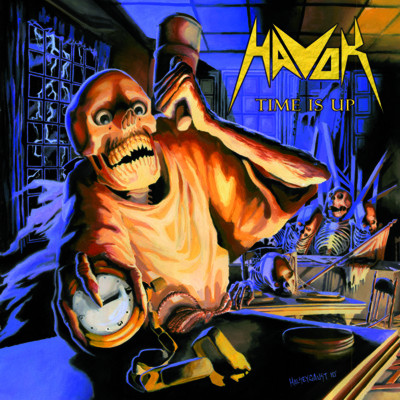 "Havok ""Time is up"" 5/6"