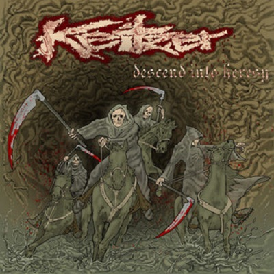 "Keitzer ""Descend into heresy"" 4/6"