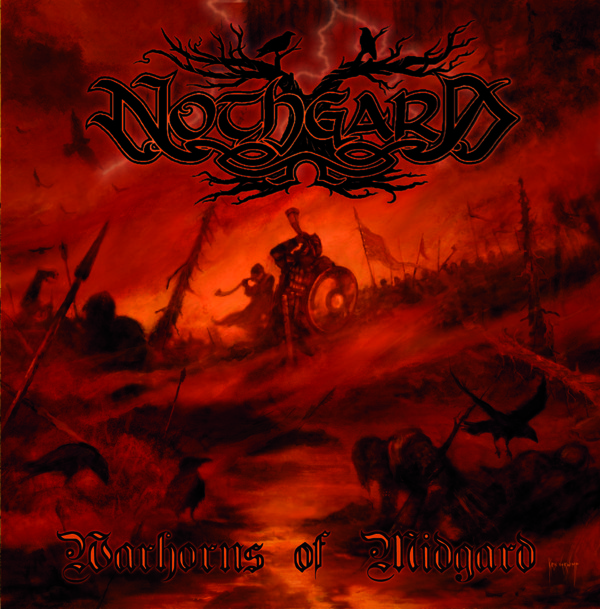 "Nothgard ""Warhorns of midgard"" 3/6"