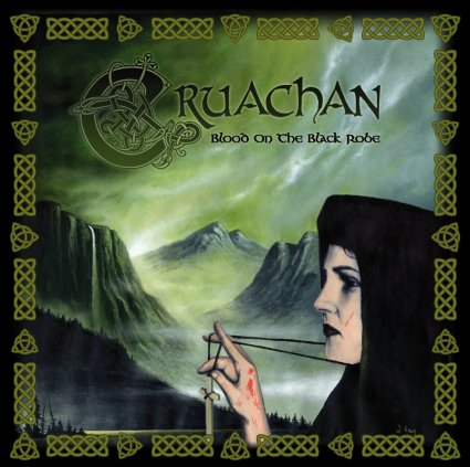 "Cruachan ""Blood on the black robe"" 5/6"