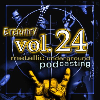 Wrack im Eternity Podcast
