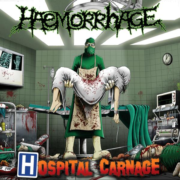 "Haemorrhage ""Hospital carnage"" 4/6"