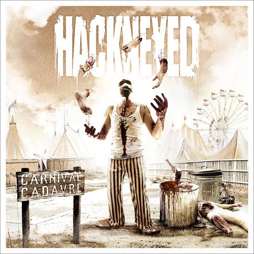 """Hackneyed """"Carnival cadavre"""" 4/6"""