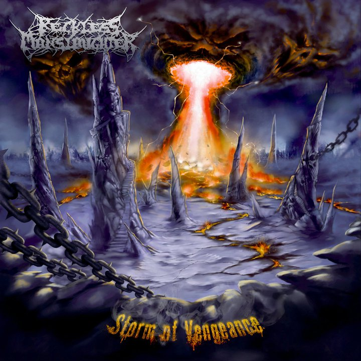 "Reckless Manslaughter ""Storm of vengeance"" 4/6"